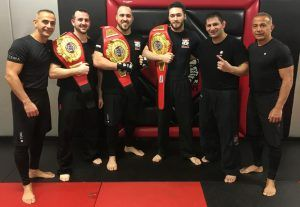 Tiger Schulmann's Martial Arts | Group Photo With Champions