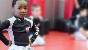 Tiger Schulmann's Martial Arts | Boy in Gear Standing