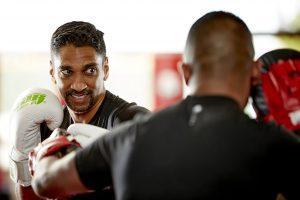 Tiger Schulmann's Martial Arts | Man Punching