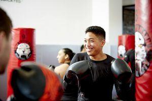 Tiger Schulmann's Martial Arts   Man Smiling