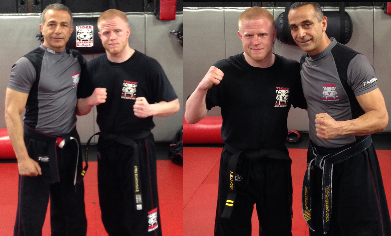 Tiger Schulmann's Martial Arts | Black Belters Smiling