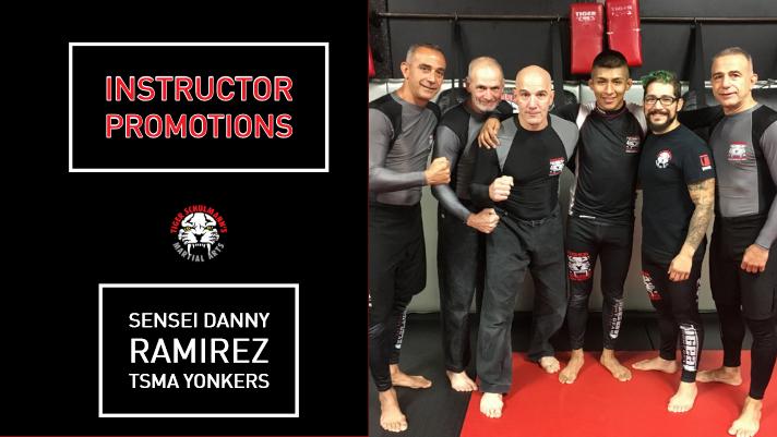 Tiger Schulmann's Martial Arts | Danny Ramirez Promotion