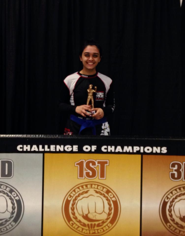 Tiger Schulmann's Martial Arts | Challenge of Champions 1st Place