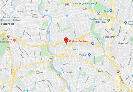 Tiger Schulmann's Martial Arts | Elmwood Park Map