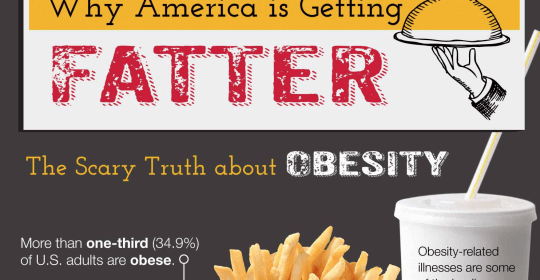 Tiger Schulmann's Martial Arts | Obesity Infographic