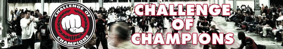 Tiger Schulmann's Martial Arts | Challenge Of Champions Banner