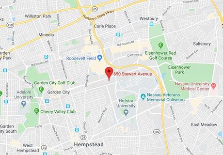 Tiger Schulmann's Martial Arts | 650 Stewart Avenue Map