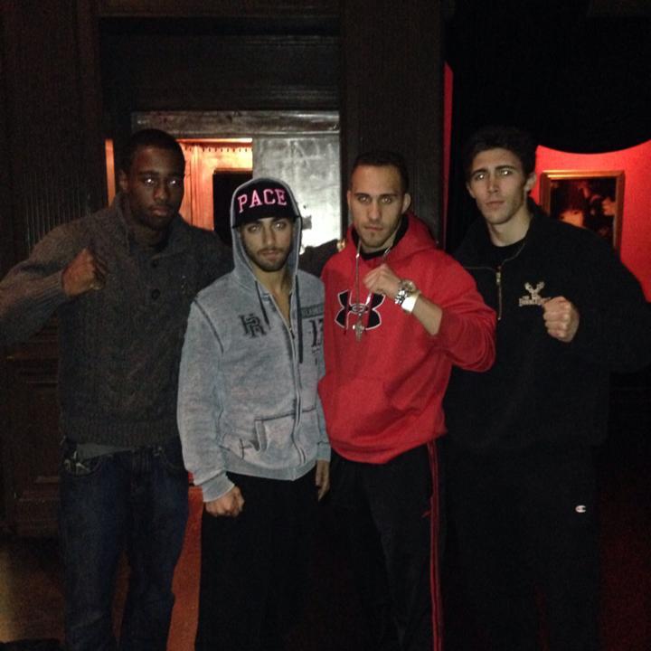 Tiger Schulmann's Martial Arts   Men Group Photo