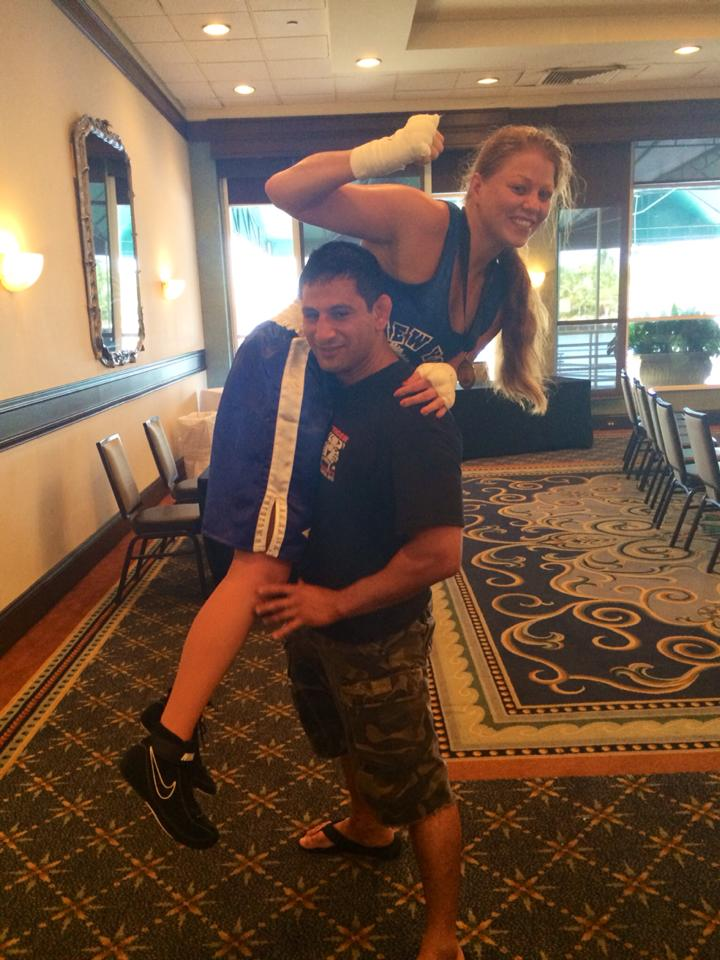 Tiger Schulmann's Martial Arts | Man Carrying Woman