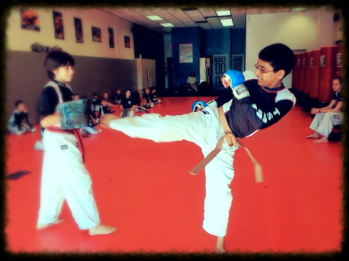 Tiger Schulmann's Martial Arts | Boys Fighting
