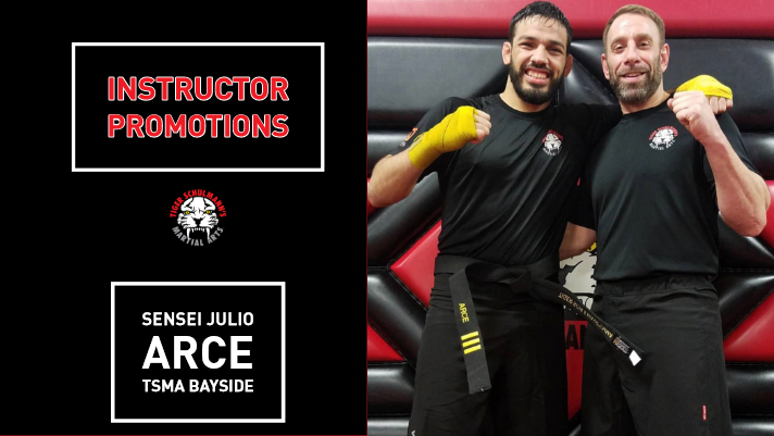 Tiger Schulmann's Martial Arts | Julio Arce Promotion