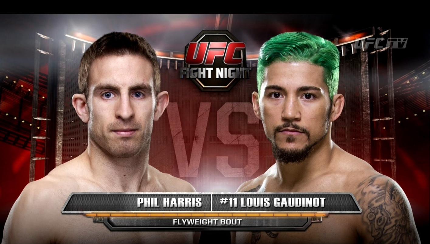 Tiger Schulmann's Martial Arts | Phil Harris vs Louis Gaudinot