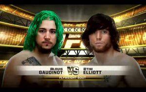 Tiger Schulmann's Martial Arts   Louis Gaudinot vs Tim Elliott