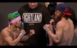 Tiger Schulmann's Martial Arts | Louis Gaudinot vs Tim Elliott