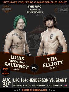 Tiger Schulmann's Martial Arts | Louis Gaudinot vs. Tim Elliott