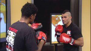 Tiger Schulmann's Martial Arts   Men Fighting