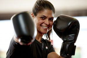 Tiger Schulmann's Martial Arts | Woman Smiling