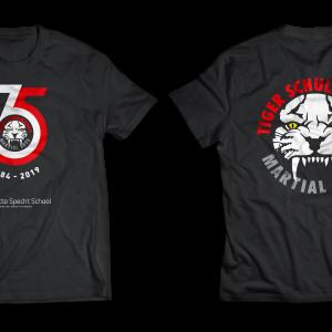 Tiger Schulmann's Martial Arts   TSMA Printed Shirts