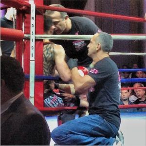 Tiger Schulmann's Martial Arts | Contender with Coach