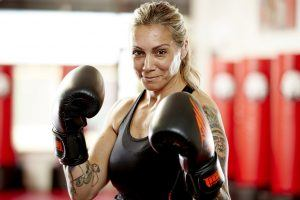 Tiger Schulmann's Martial Arts | Woman Punching Pose