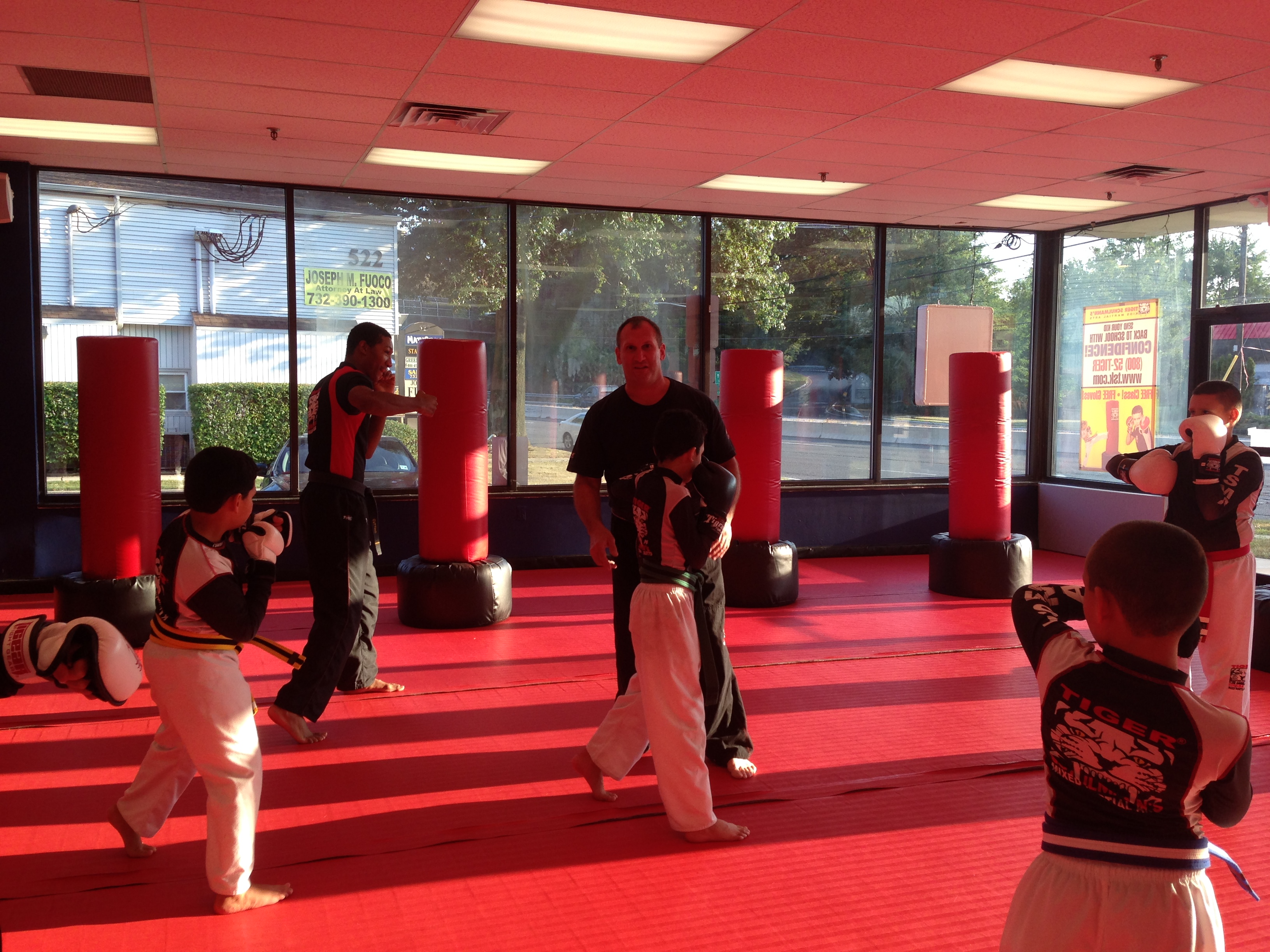 Tiger Schulmann's Martial Arts | Kids Training