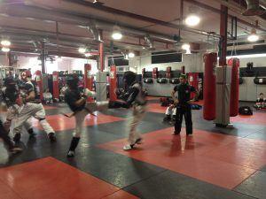 Tiger Schulmann's Martial Arts | Teens Sparring