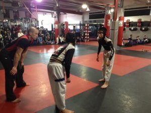 Tiger Schulmann's Martial Arts | Women Bowing