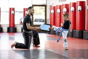 Tiger Schulmann's Martial Arts | Boy Kicking