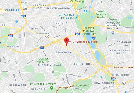 Tiger Schulmann's Martial Arts | Queens Boulevard Map
