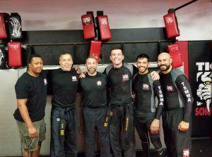 Tiger Schulmann's Martial Arts | TSMA-sensei-bonet-nolan-promotions