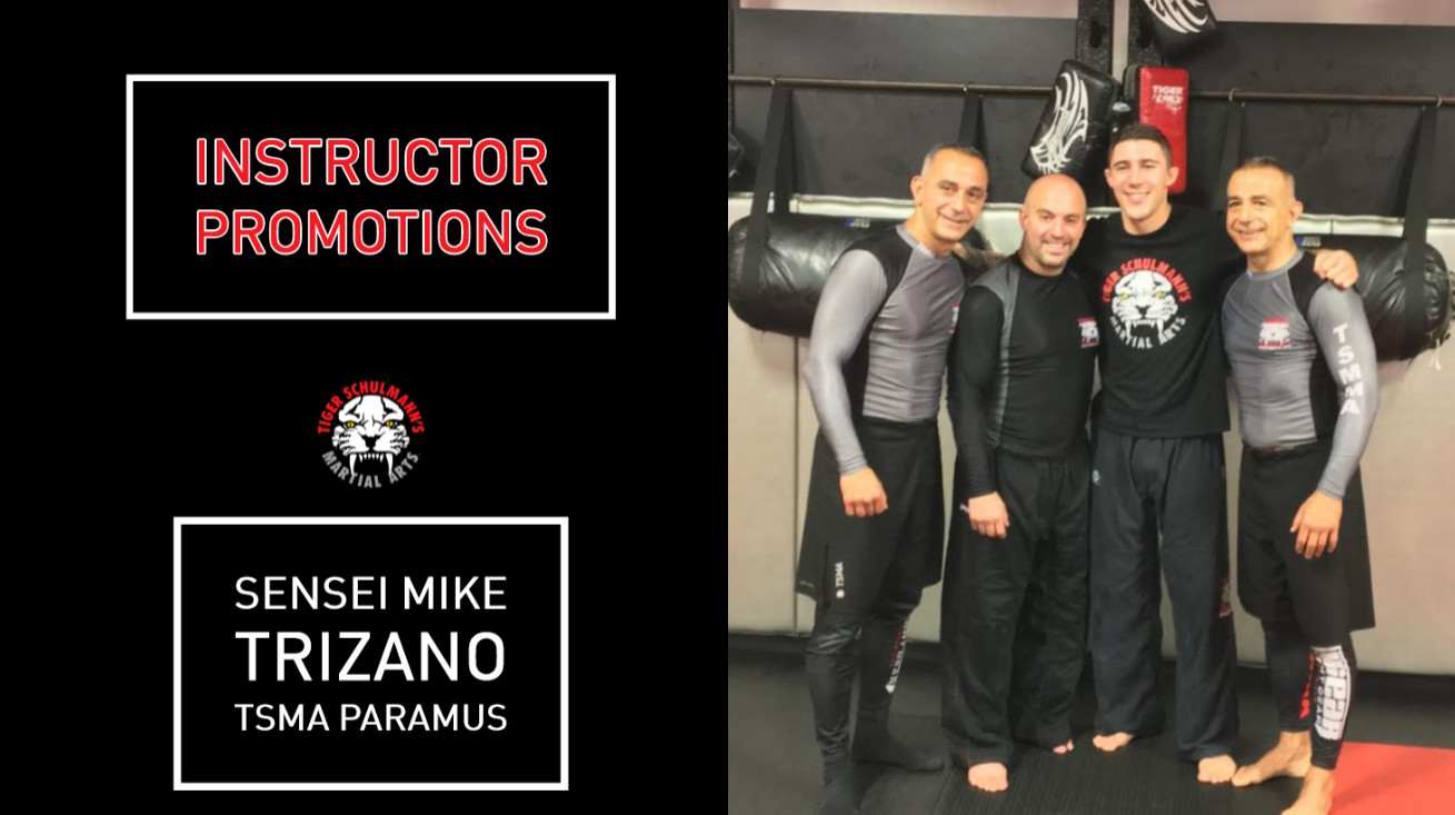 Tiger Schulmann's Martial Arts | Mike Trizano Promotion