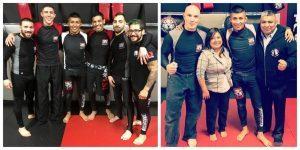 Tiger Schulmann's Martial Arts | Group Photo Collage