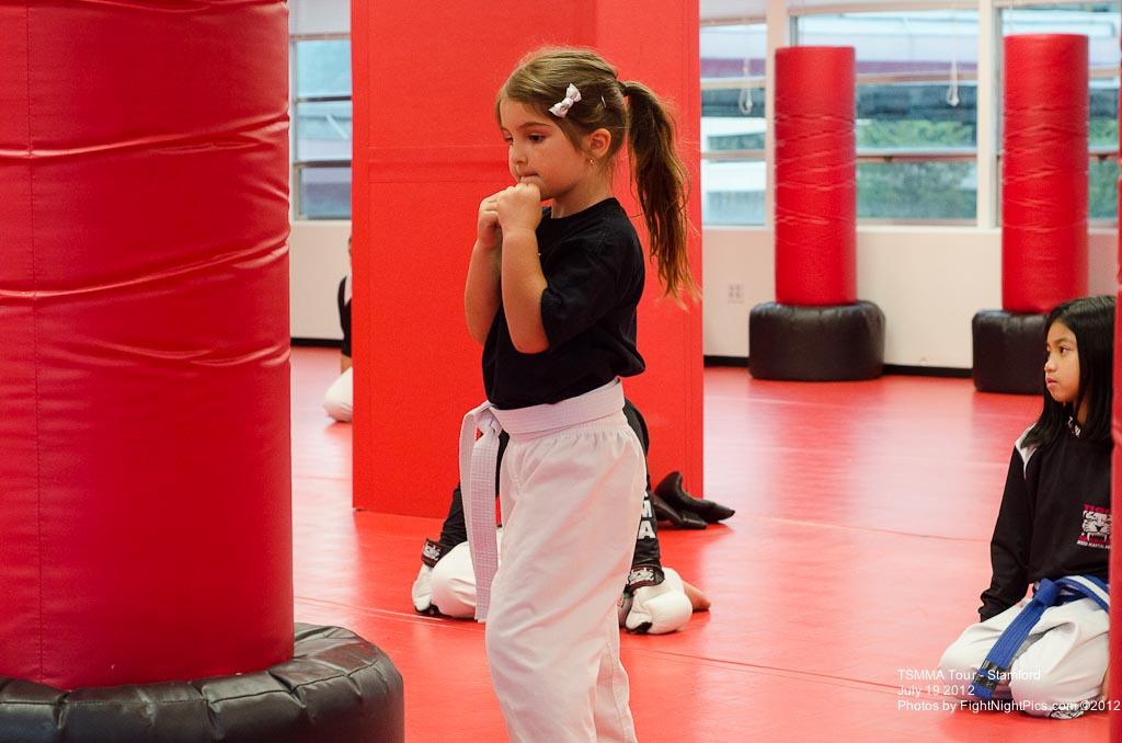 Tiger Schulmann's Martial Arts | Girl Getting Ready