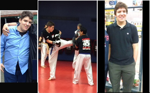 Tiger Schulmann's Martial Arts | Before and After