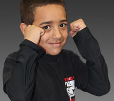 Tiger Schulmann's Martial Arts | Boy Punching Pose