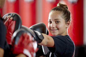 Tiger Schulmann's Martial Arts | Girl Smiling