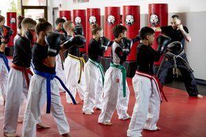Tiger Schulmann's Martial Arts | Team in Action