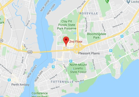 Tiger Schulmann's Martial Arts | Tottenville Map