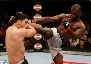 Tiger Schulmann's Martial Arts | Man Kicking Opponent
