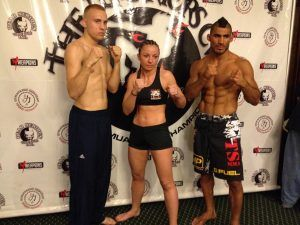 Tiger Schulmann's Martial Arts | Fighters Group Photo