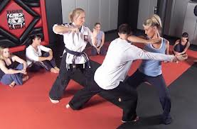 Tiger Schulmann's Martial Arts | Team Practicing
