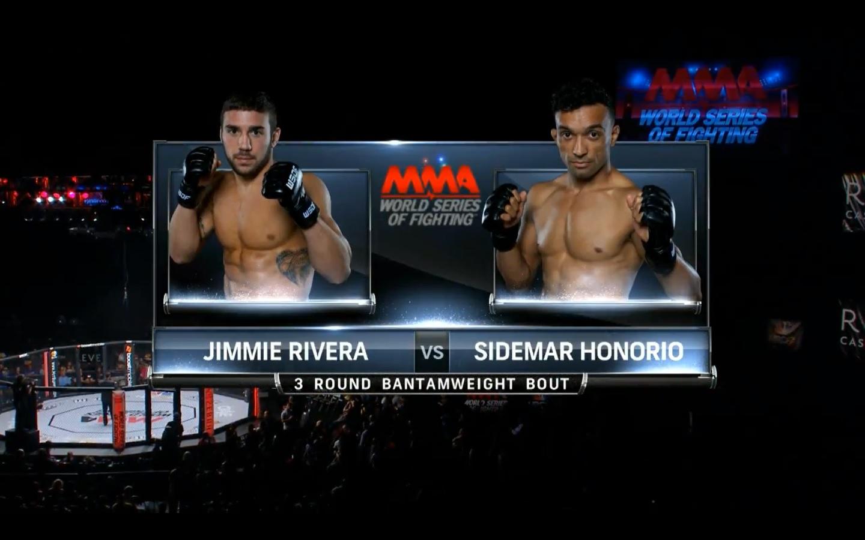 Tiger Schulmann's Martial Arts | Jimmie Rivera vs Sidemar Honorio
