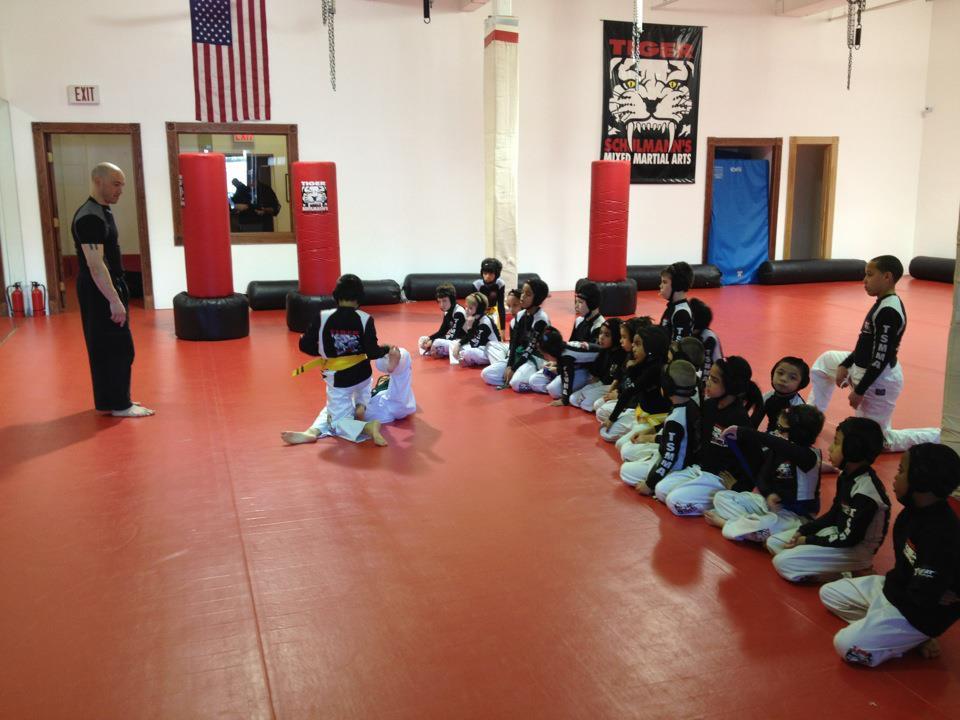 Tiger Schulmann's Martial Arts | Kids Grappling