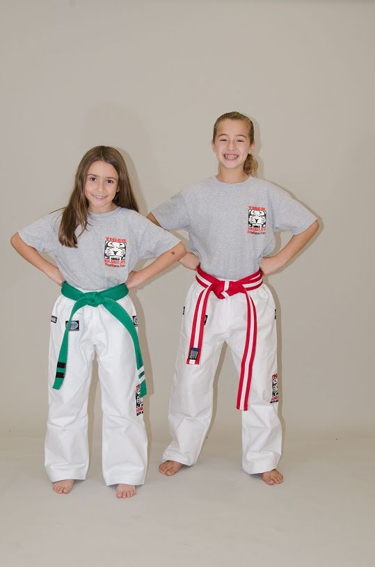 Tiger Schulmann's Martial Arts | Girls Standing