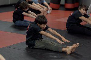 Tiger Schulmann's Martial Arts   otto-stretch