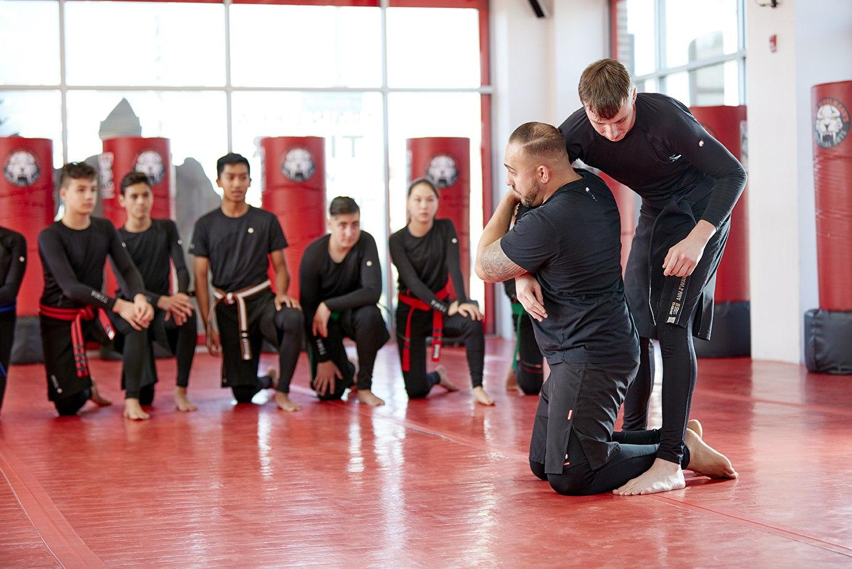 Tiger Schulmann's Martial Arts | Jiu Jitsu 2