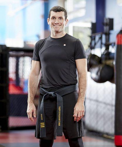Tiger Schulmann's Martial Arts   TSMA Cherry Hill Sensei Shane Baker