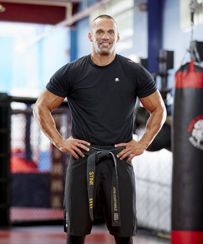 Tiger Schulmann's Martial Arts | TSMA Rego Park Sensei Mike Stine