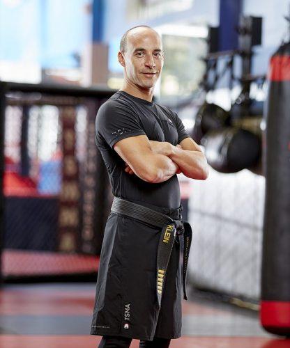 Tiger Schulmann's Martial Arts | TSMA Englewood Shihan David Klein