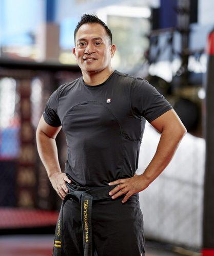 Tiger Schulmann's Martial Arts | TSMA Morris Plains Sensei David Castro